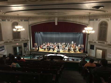 Symphonic/Chamber Mischief Night Concert