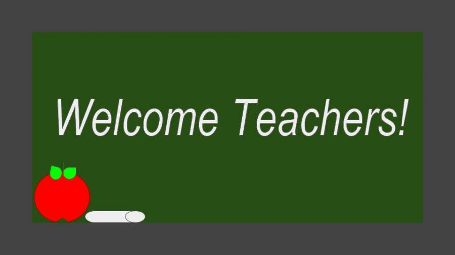 Lafayette's New Teachers