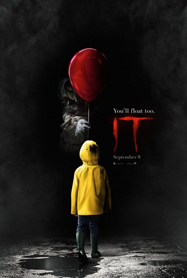 Poster from IT movie.