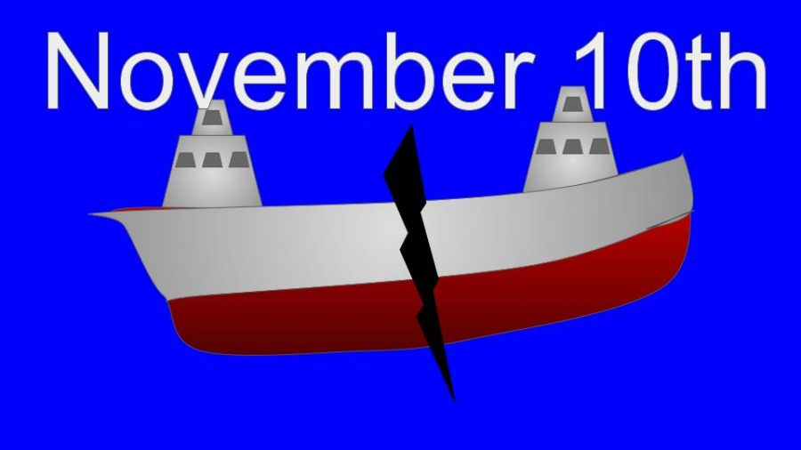 This Day in History - November 10th