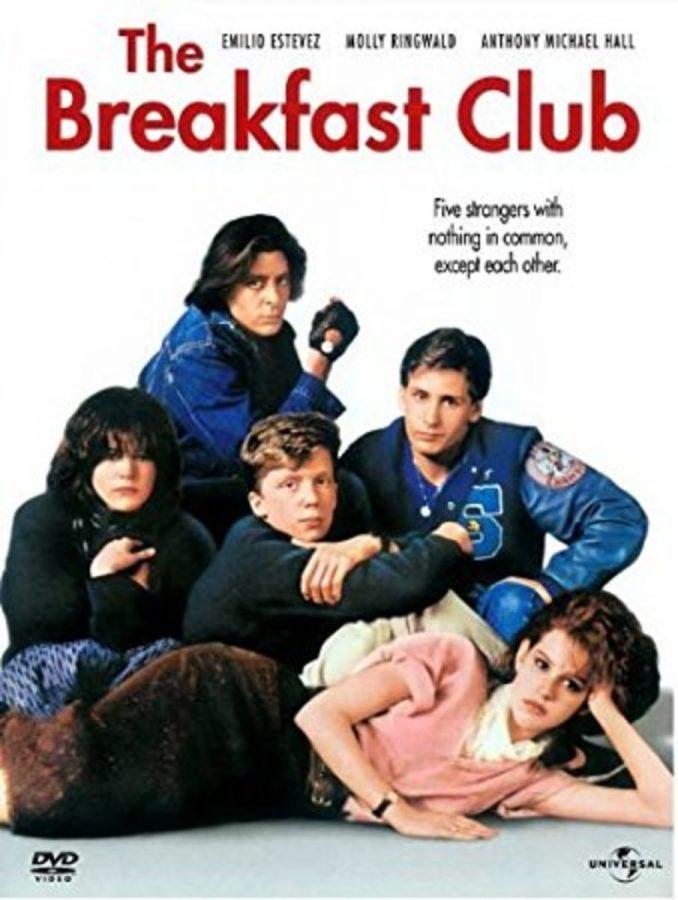 Cult Reviews- The Breakfast Club