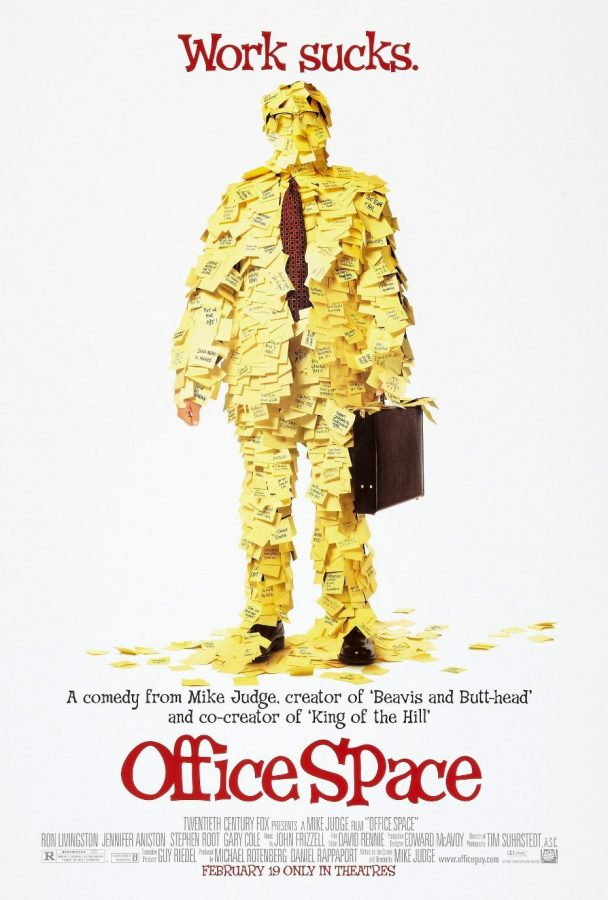 Cult Reviews: Office Space