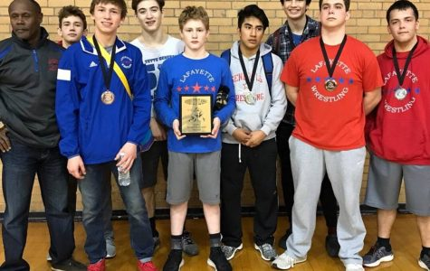 Lafayette Wrestling: Preview and Derby Classic