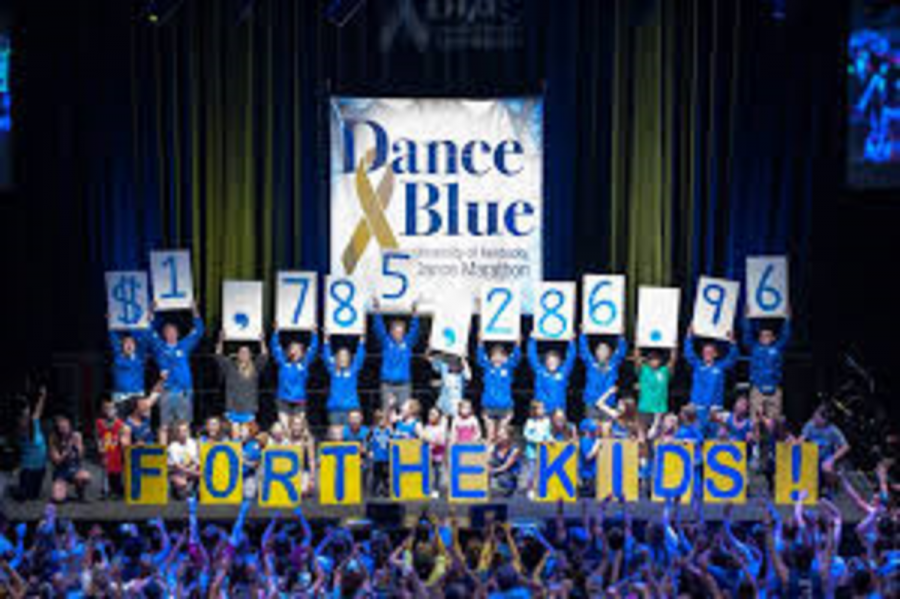 Dancing for the Kids! Dance Blue 2018