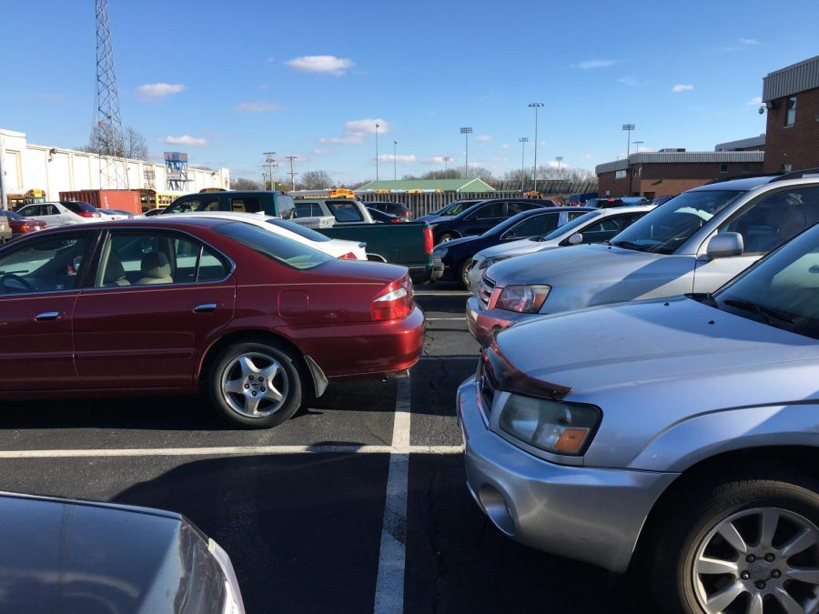 Senior Parking Lot Problems