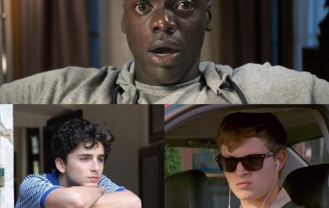 Hollywood 2017: Which five films were the year's finest?