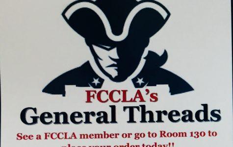 FCCLA Fundraising