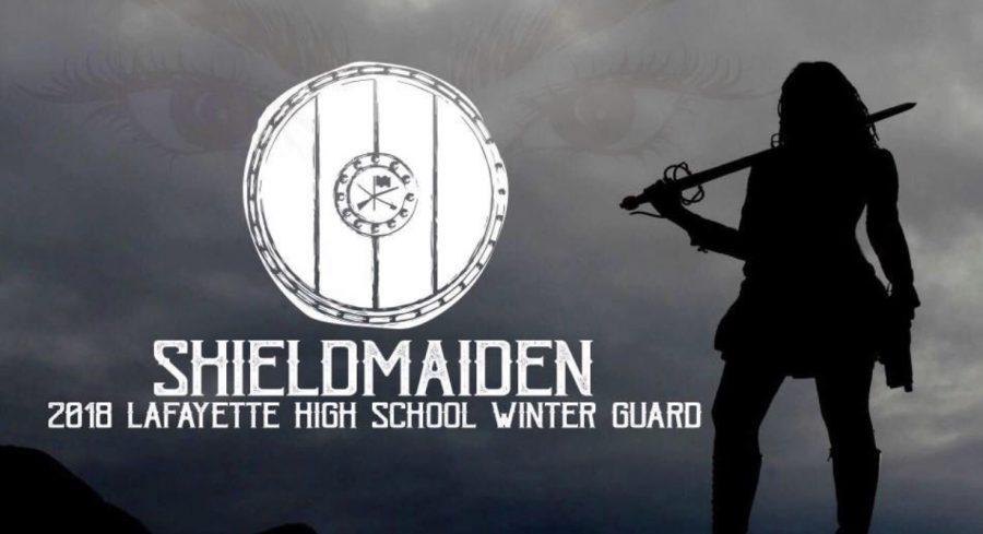 Lafayette Winter Guard Performance