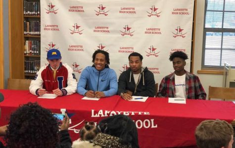 National Football Signing Day 2018