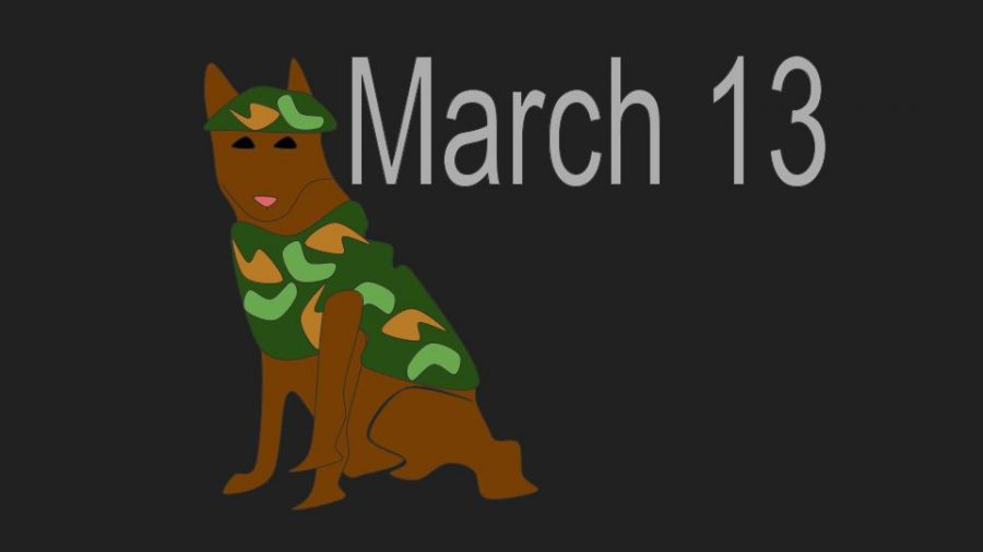 This Day in History – March 13th