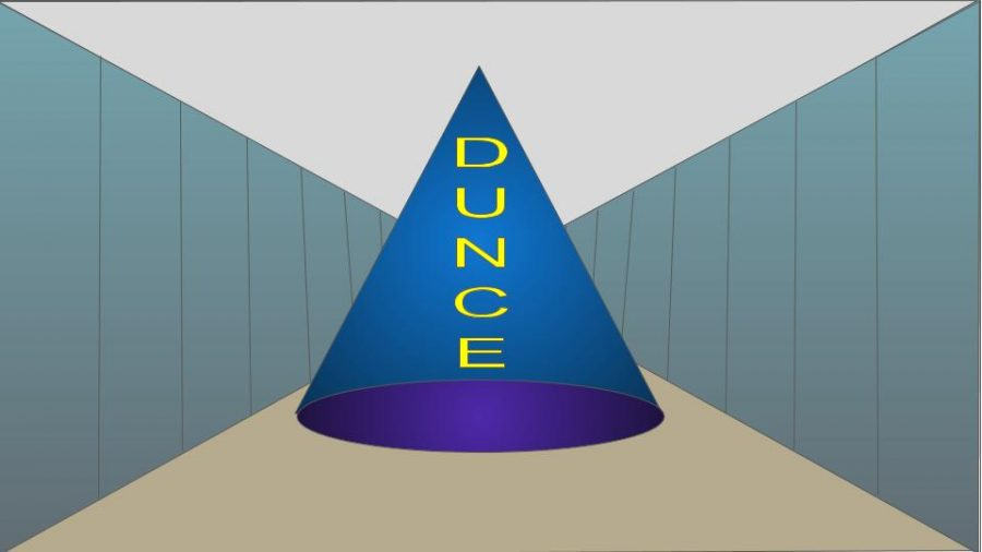 10 Ways to Not to Be a Dunce in the Hallways
