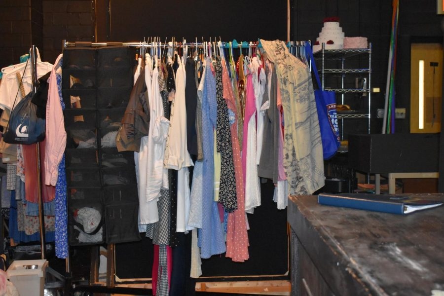 Costumes for school plays and musicals