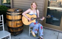 Eliza Sayers makes appearance on Red Barn Radio