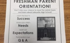Freshman Parent Orientation