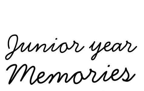 Junior Year Memories