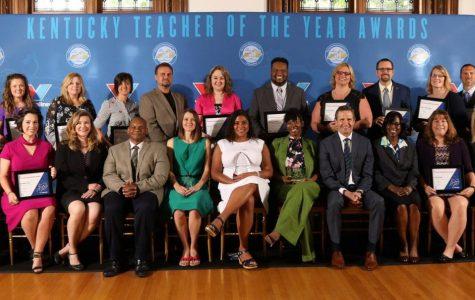 The Kentucky Teacher Achievement Awards