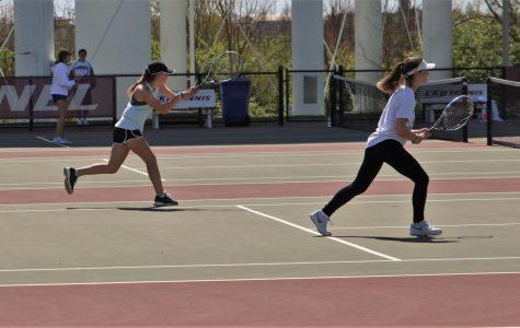Lafayette Girls Tennis Team