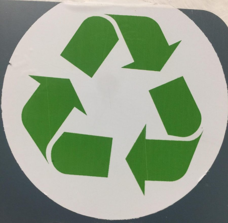 What Happened to the Recycling Bins?