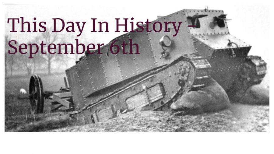 This Day In History - September 6th