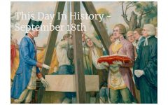 This Day In History – September 18th