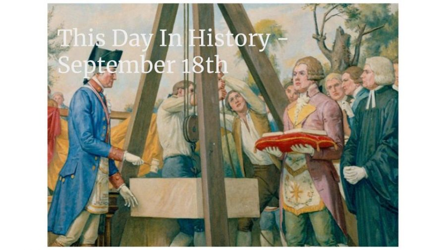 This Day In History - September 18th