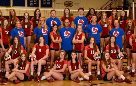 Volleyball Team 2018-2019