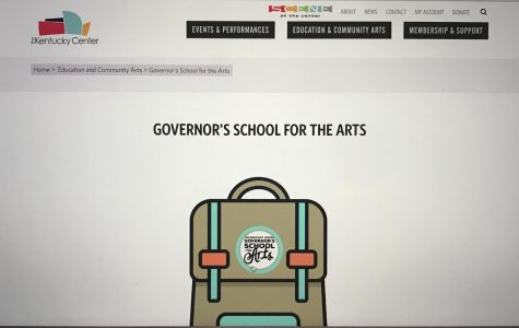 Kentucky Governor's School For The Arts Moves To Lexington