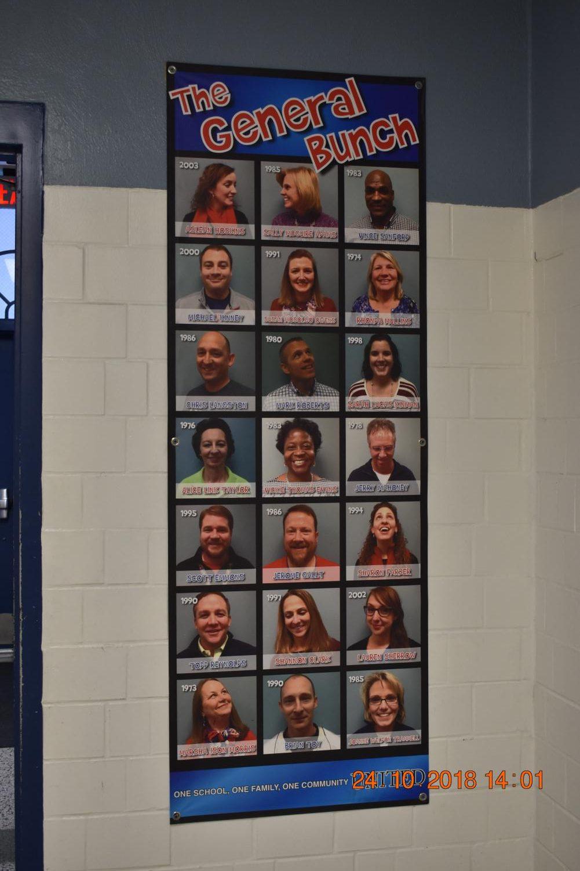 All Alumni Teachers at Lafayette