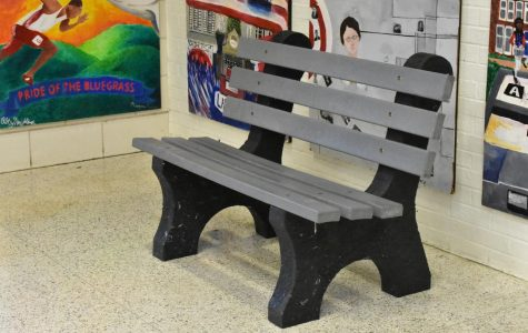 Update on Bottle Cap Benches
