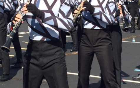 Lafayette Marching Band Attends Quarterfinals