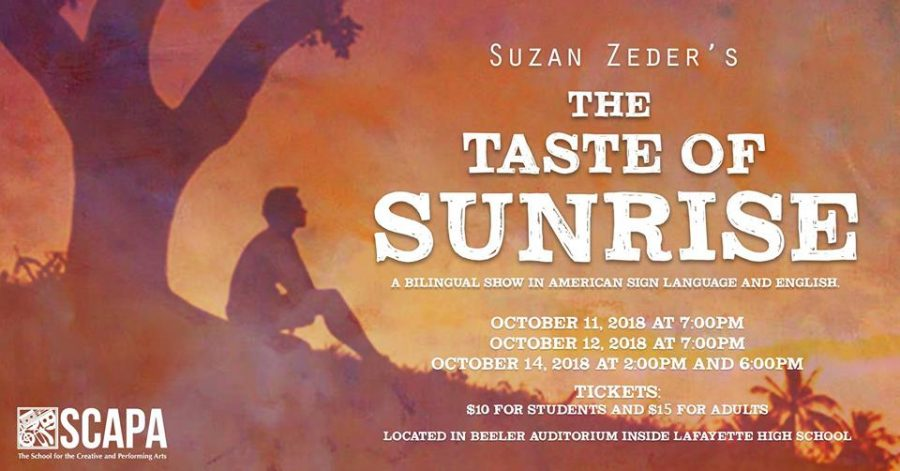 %22Taste+of+Sunrise%22+promotional+photo.