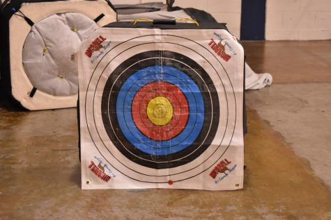 Archery Tournament at Dunbar High School
