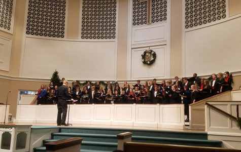 Lafayette Choir Advanced Winter Concert