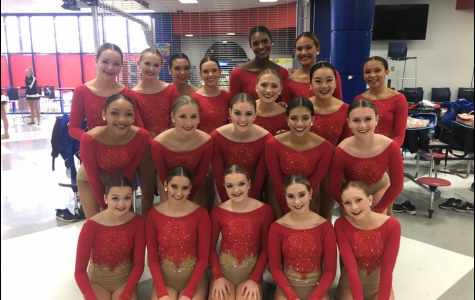 Lafayette Dance Team Goes to State