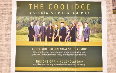 Coolidge Scholarship