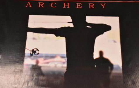 Archery Team poster