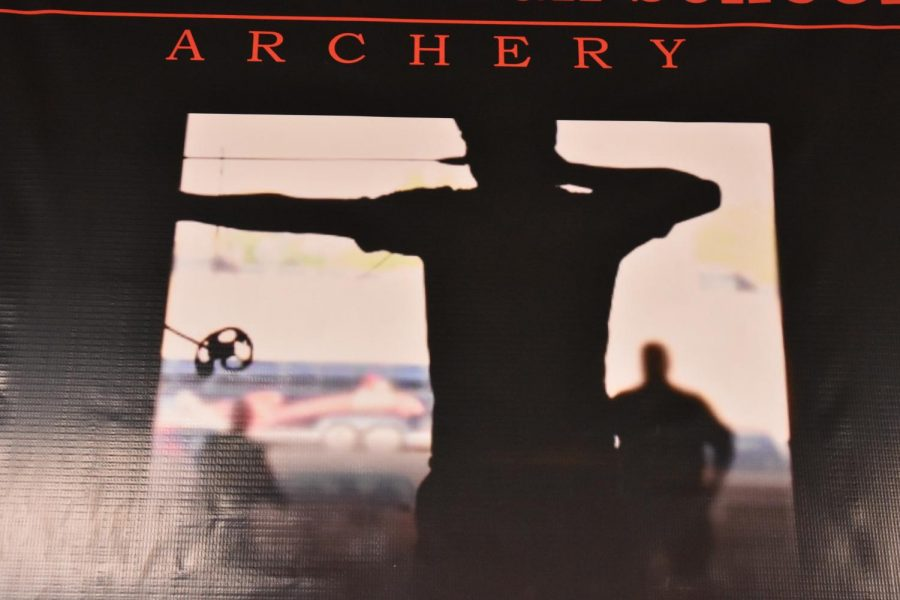Archery Team poster