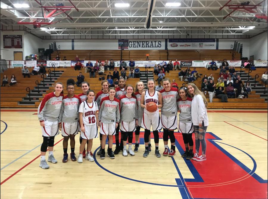Lafayette+Girls+Basketball+Beats+Dunbar