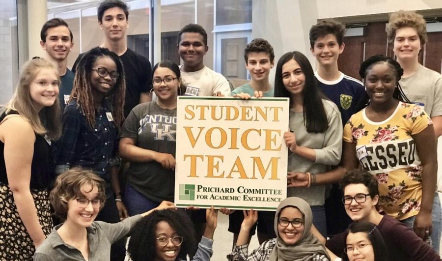 Prichard Committee Student Voice Team