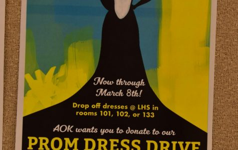 AOK Prom Dress Drive