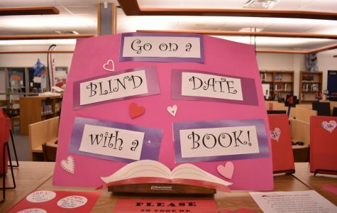 "Lafayette offers ""Blind Dates"" with Books"