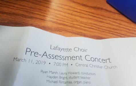 Program for the Concert