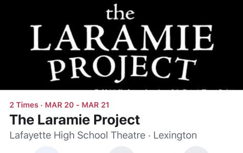 "SCAPA Theatre 3/4 Presents ""The Laramie Project"""