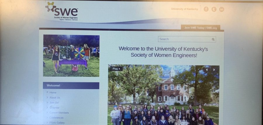 The website for the Women's Society of Engineers.