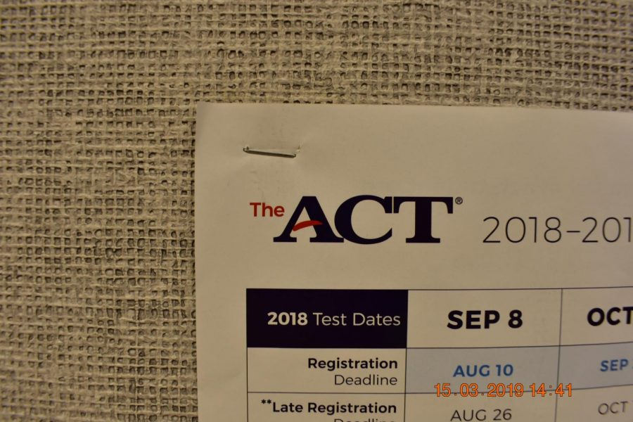 ACT Day 2019