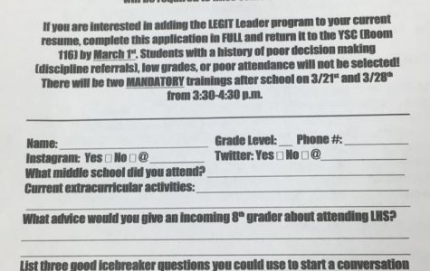 Lafayette LEGIT Applications