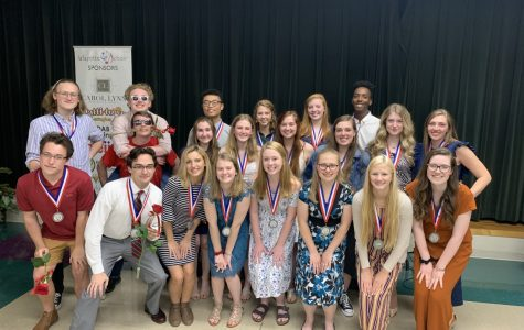 2019 Choir Award Ceremony