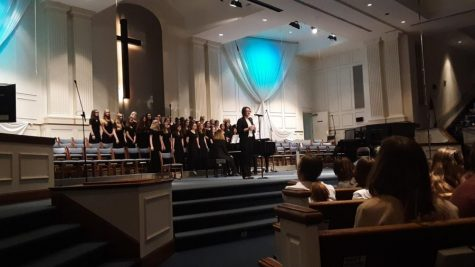 Lafayette Advanced Womens choir