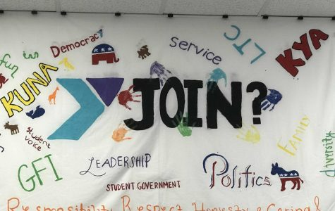 Y-Club Banner