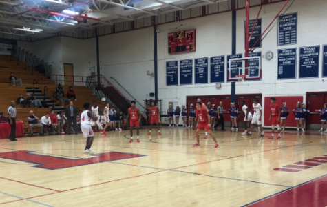 Boys' Basketball: Lafayette vs Lincoln County